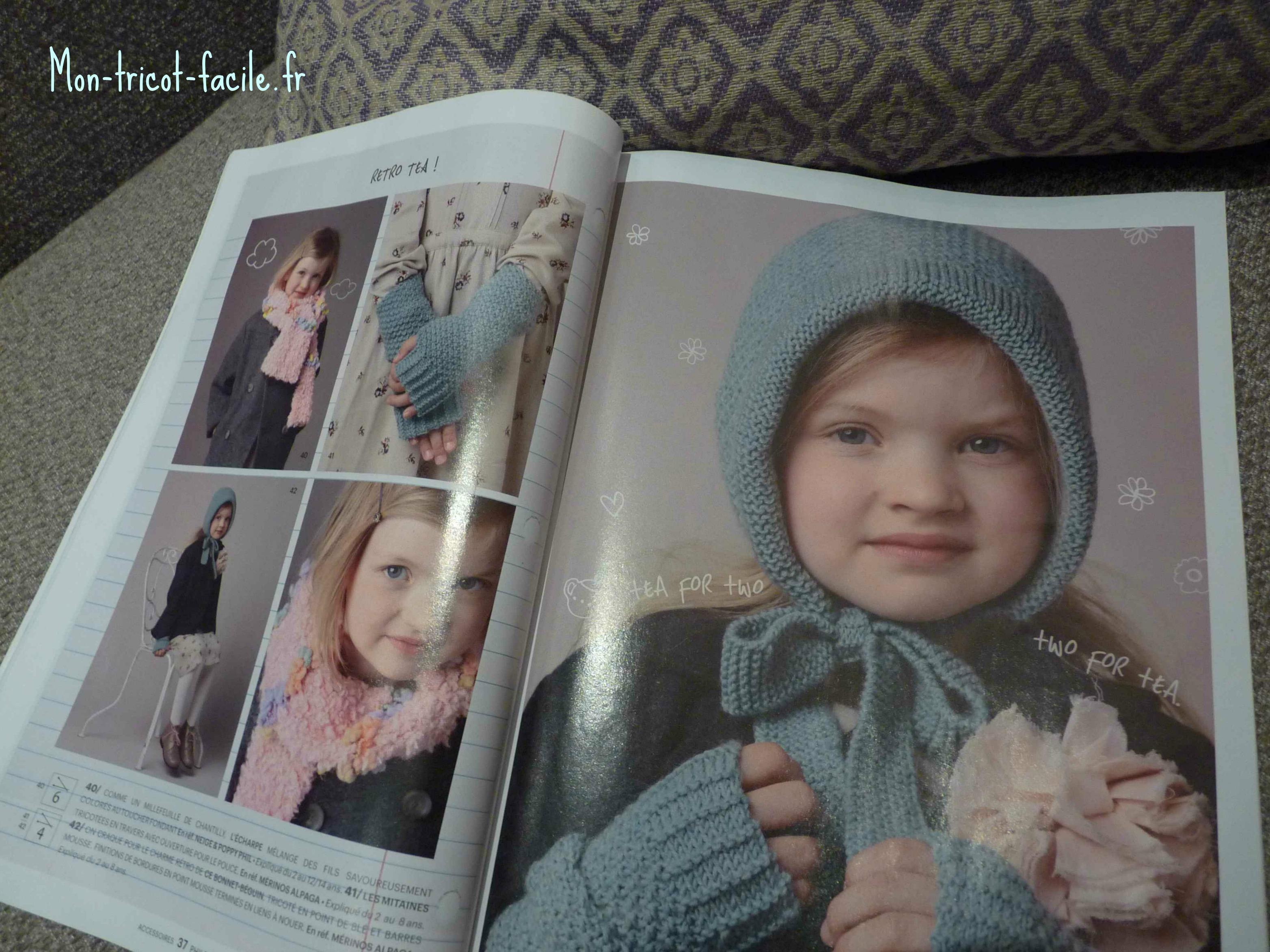 Modele tricot facile o trouver des mod les de tricot facile - Modele mitaine tricot facile ...