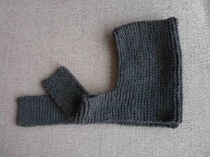 tricoter un bonnet bébé