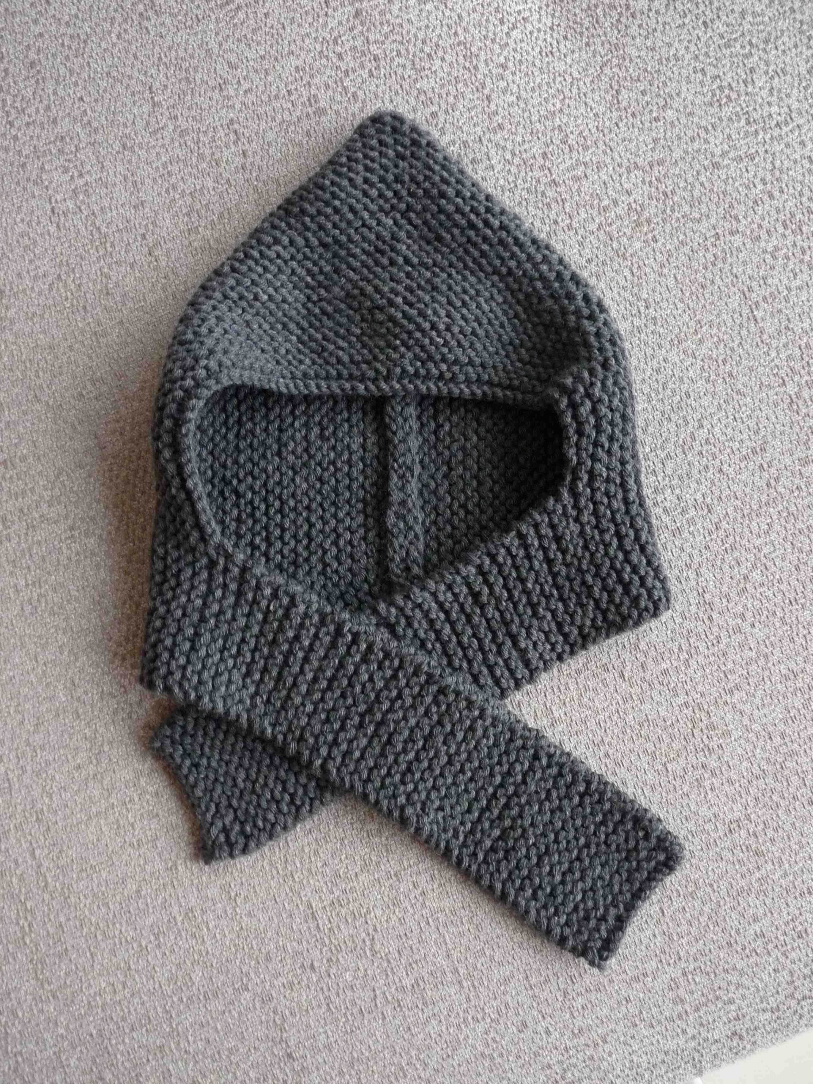 Tricoter un bonnet b b un mod le gratuit et facile - Modele de bonnet a tricoter facile ...