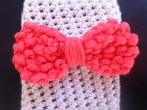 tuto crochet pochette