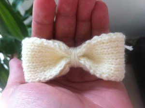 noeud tricot