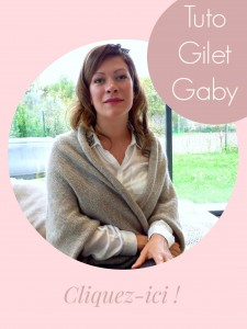 Gilet Gaby widget light