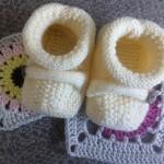 chausson pour bébé