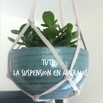suspension macrame