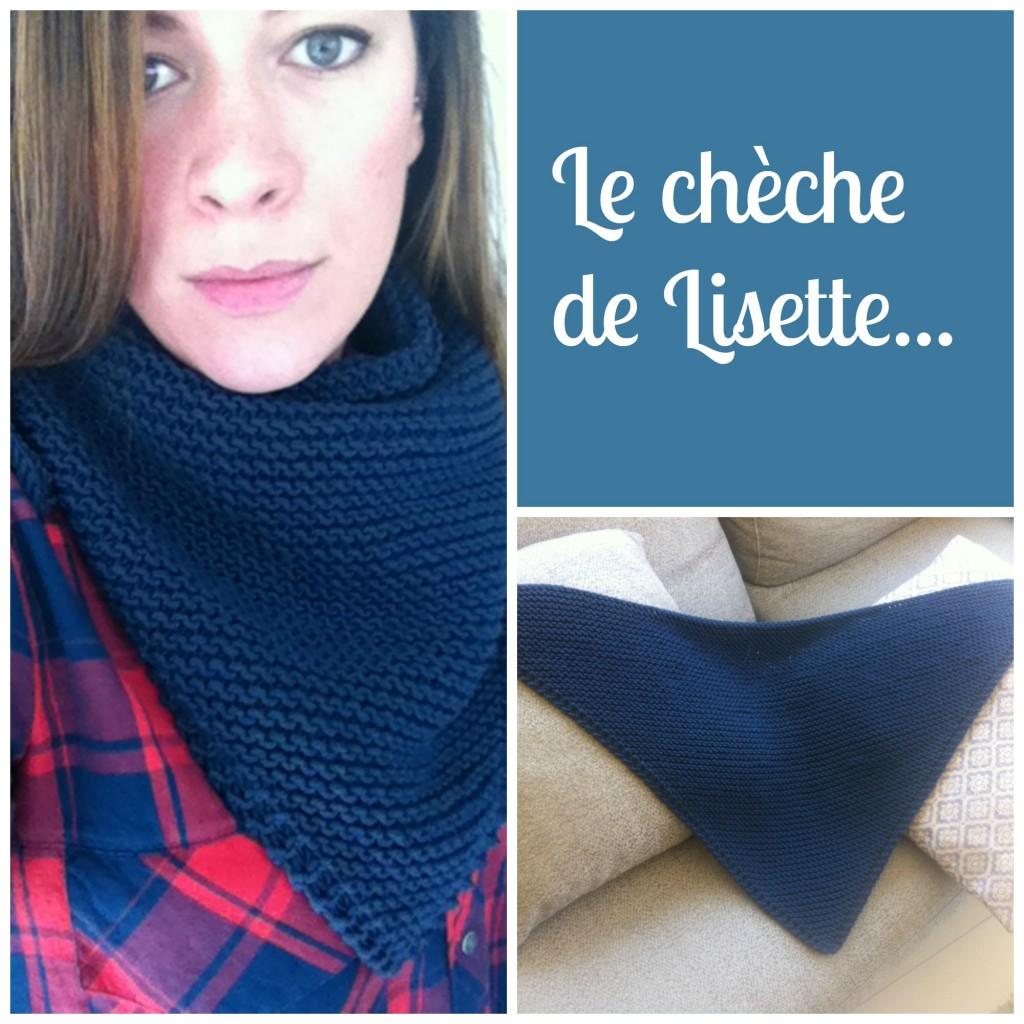 tricot chale